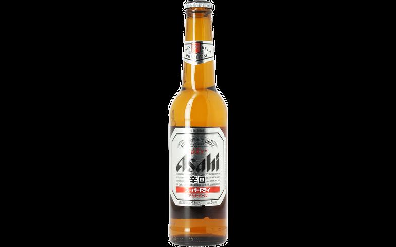 Flessen - Asahi 33cl