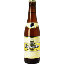 Bottled beer - Hoegaarden Grand Cru