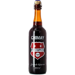 Botellas - Chimay  Grande Reserve 2012 - 75 cl