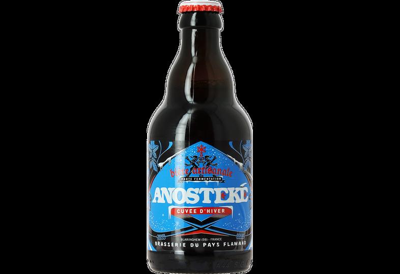 Bottled beer - Anosteké Cuvée d'Hiver 33 cL