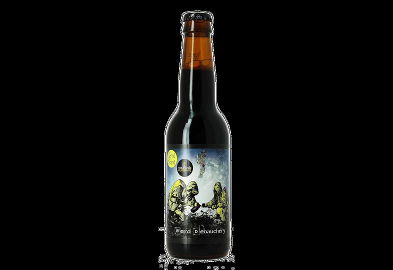 Bottled beer - La Débauche / Weird Beard Weird Debauchery