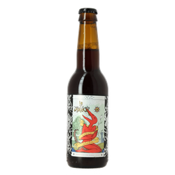 Bottled beer - La Débauche Cognac Barrel XO