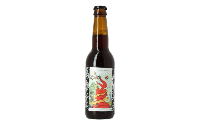 Bottled beer - La Débauche Cognac Barrel XO