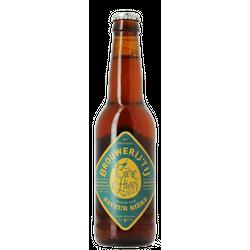 Bouteilles - 't IJ Bière d'hiver