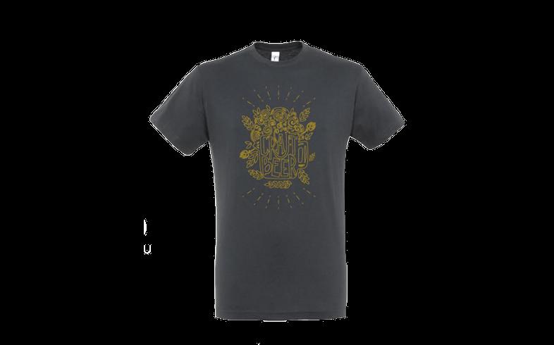Accessoires et cadeaux - T-shirt Craft Beer