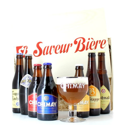 Coffrets Saveur Bière - Coffret des Trappistes