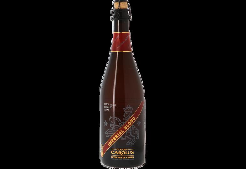 Bottiglie - Gouden Carolus Cuvée Van de Keizer rossa 75cl