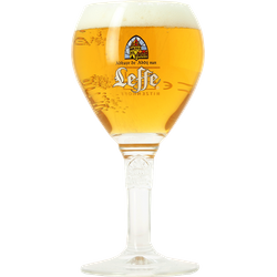 Verres à bière - Verre Leffe calice - 15 cl