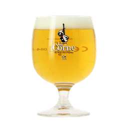 Beer glasses - Corne du Bois des Pendus beer tasting glass - 12 cl
