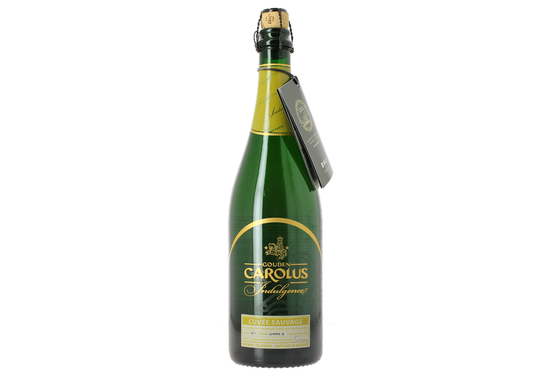 Flaskor - Gouden Carolus Indulgence 2016 - Cuvée Sauvage