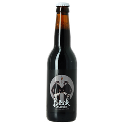 Bottled beer - Black Market - 33 cL