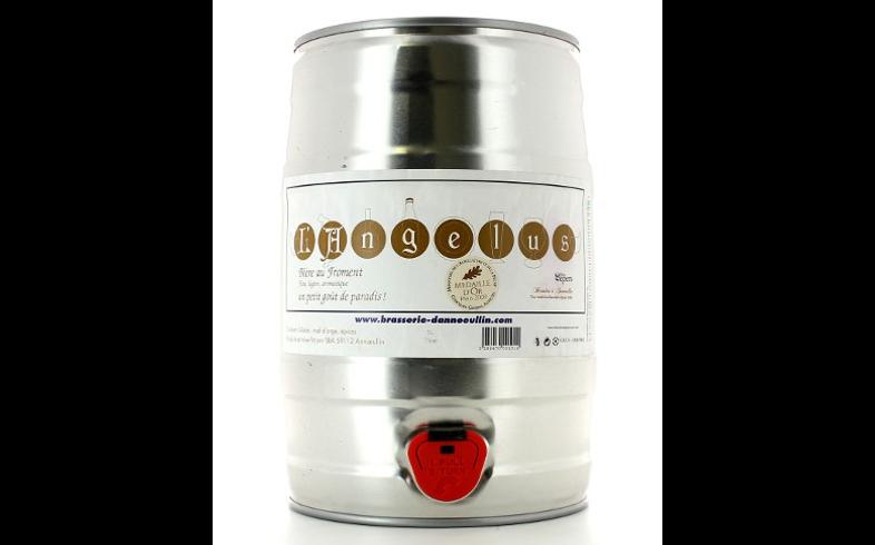 Fûts de bière - Fût Angelus 5L Standard
