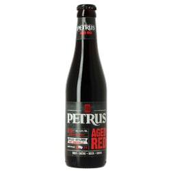 Bottled beer - Petrus Aged Red