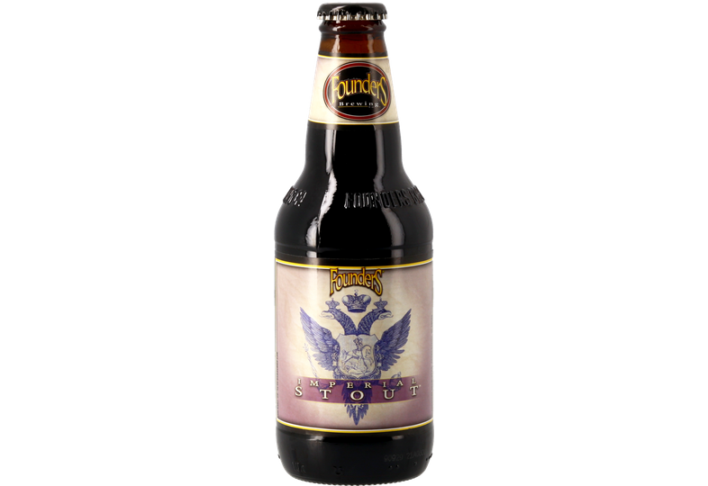 Bouteilles - Founders Imperial Stout