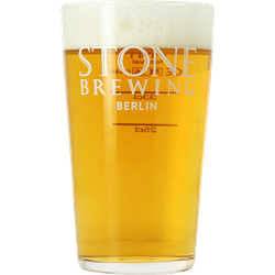 Ölglas - Stone Brewing Company glass - 50 cl