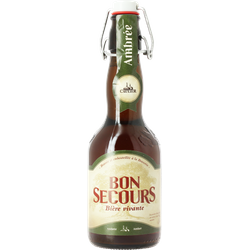 Flaskor - Bon Secours Ambrée