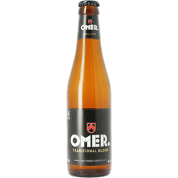 Bouteilles - Omer Traditional Blond