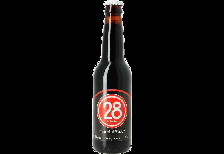 Bouteilles - Caulier 28 Imperial Stout