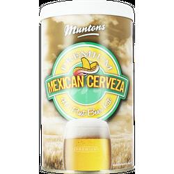 Kit à bière - Kit à bière Muntons Mexican Cerveza