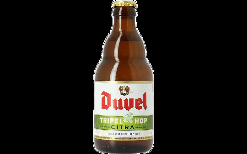 Bottled beer - Duvel Tripel Hop Citra