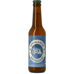 Bottled beer - Oppigårds New Sweden IPA
