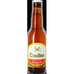 Bottled beer - Caulier Triple Gluten Free