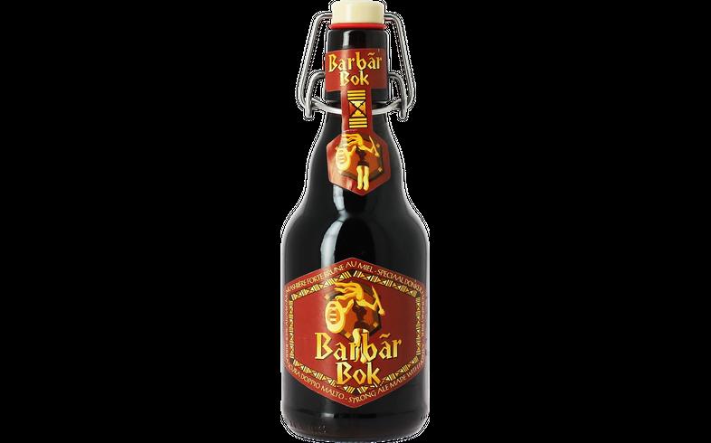 Flaskor - Barbar Bok