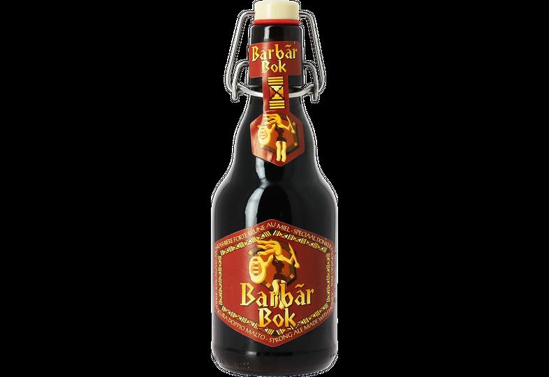 Bottled beer - Barbar Bok