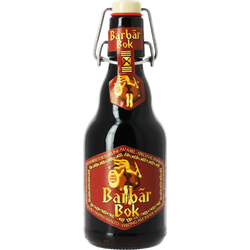 Bottled beer - Barbar Bok
