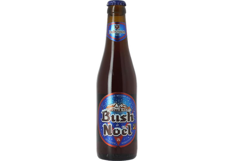 Bottled beer - Bush de Noël