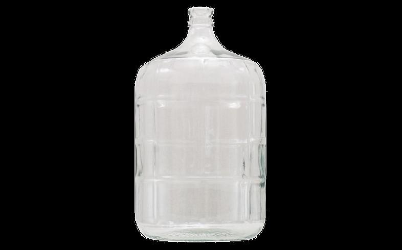 Dames-Jeannes - Dame-jeanne en verre de 5 gallons (18,9 litres)