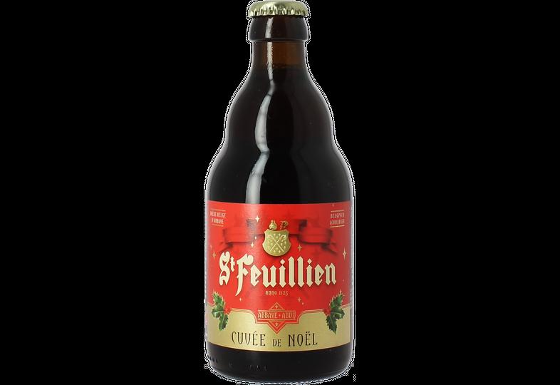 Bottled beer - St Feuillien de Noël - 33 cl