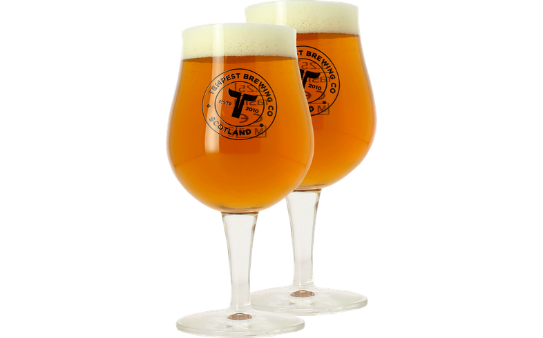 Bicchieri - 2 Bicchieri Tempest - 25cl