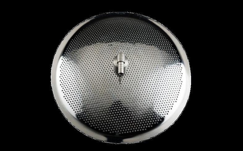 "Brewer s accessories - Fermenter's Favorites® Titan™ False Bottom - 11.5"" Diameter"