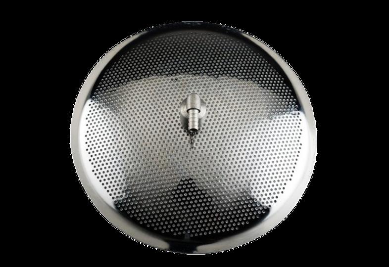 Accessoires du brasseur - Double fond filtrant Titan 11,5' (29,2cm) de diamètre