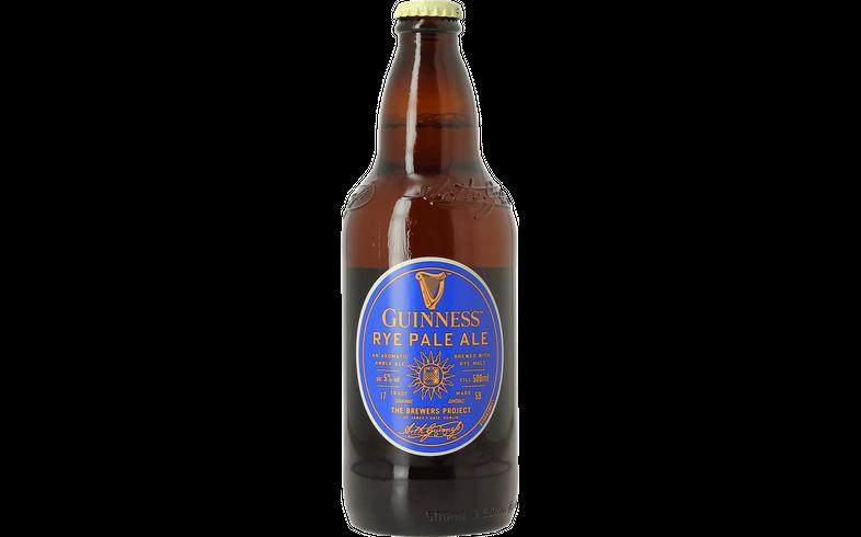 Flaskor - Guinness Rye Pale Ale