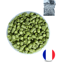 Houblons - Houblon P 10/9 français en pellets - récolte 2018