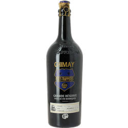 Botellas - Chimay Grande Réserve 2017 viellie en barriques