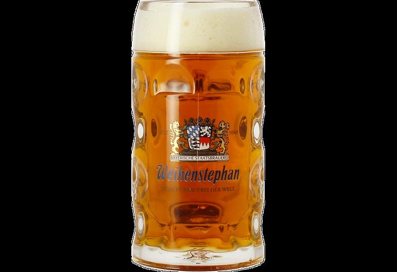 Verres à bière - Chope Weihenstephan - 30 cl