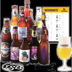 HOPT biergeschenken - Coffret Bières Originales