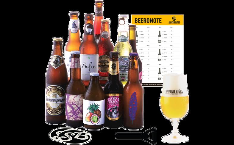 Coffrets Saveur Bière - Coffret Bières Originales