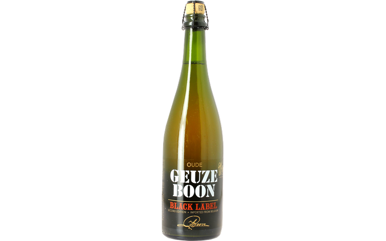 Bouteilles - Boon Oude Gueuze Black Label 2nd Edition