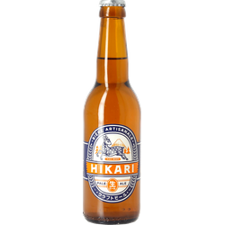Bottled beer - Hikari