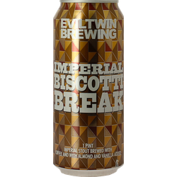 Bouteilles - Evil Twin Imperial Biscotti Break - Canette