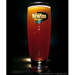 Verres à bière - Verre Newton Pomme