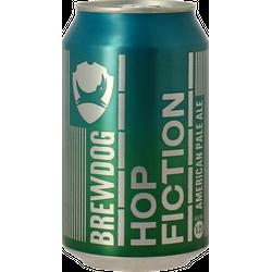 Bottled beer - Brewdog Hop Fiction - Can