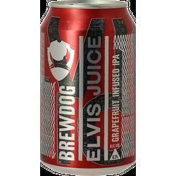 Bouteilles - Brewdog Elvis Juice - Can