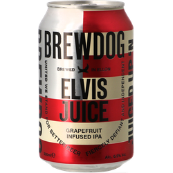 Bottiglie - Brewdog Elvis Juice - Can