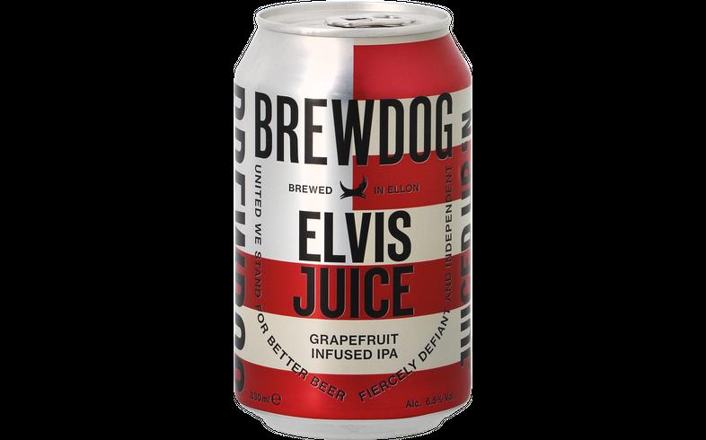 Flaskor - Brewdog Elvis Juice - 33cl can
