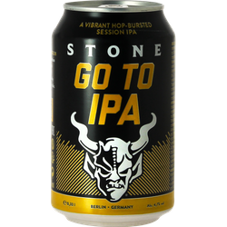 Flaskor - Stone Go to IPA